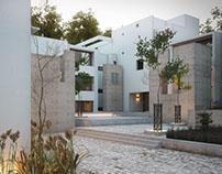 Fray León Building: Jorge Figueroa + Asociados