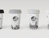 Rebranding | Cafe GA:b