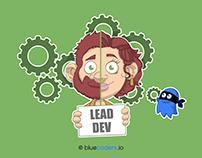 Lead Développeur, tests de personnalité - BLUECODERS