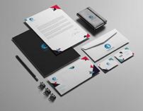 Stationary Design| LetterHead*Envelope*Calendar*CD*DVD