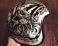 Customized Helmet