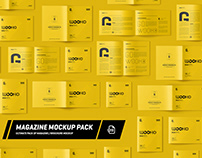 by ToaSin Studio in Graphics Product Mockups Magazine
