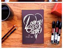 Sketchbook Broojas