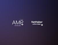 AMP NEWS WEBSİTE