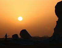 Wite Desert - video