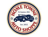 Home Towne Auto Shoppe logo