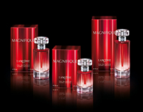 A prestigious product launch by Lancôme for 120 guests