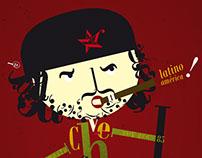 "85avo aniversario de Ernesto ""Che"" Guevara"