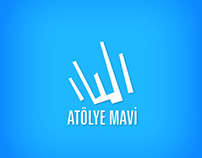 Atölye Mavi Logo
