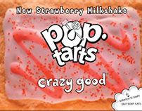 PopTart Scratch 'n' Sniff Direct Mail