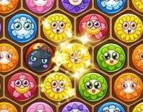 puzzle game concept