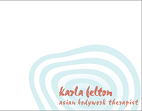 Logo designed for an Acupuncturist