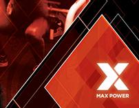 Max Power | Brand/Identity