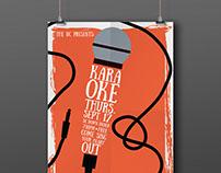 Karaoke Posters