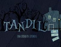 Pagina Web Tandil