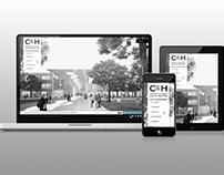 CARDETE & HUET Responsive website