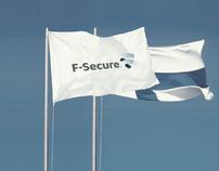 Corporate & Brand Identity - F-Secure, Finland