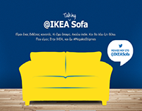 Ikea Talking Sofa