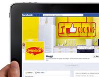 Maggi Social Media