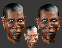 ZBrush Head Sculpting