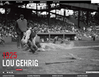Baseball As America Digital Exhibit & App Design
