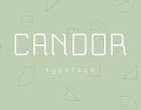 Candor Typeface