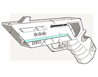 Weapon/Prop Designs