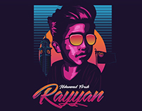 Rayyan Retro Style