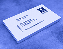 iCentre Business Card