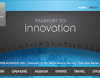 Passport to Innovation Website