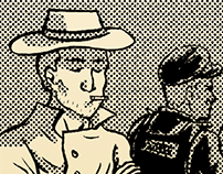 Pun Detective (w/ Peter Chiykowski)