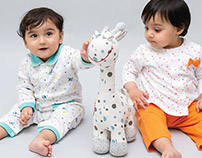Organic Cotton for Infants by Fabindia