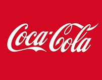 Coca-Cola Digital Art