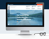 Navigator Ltd. Responsive Website