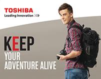 Toshiba: KEEP