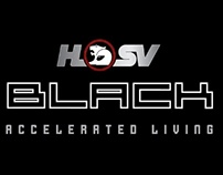 HSV BLACK: Premium apparel brand launch
