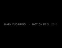 Motion Reel 2010