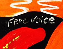 Free voice. For social experiments.