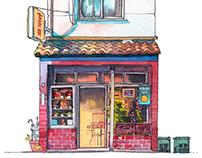 Tokyo storefront #04