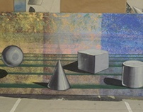 Cobalt Studios Summer Scene Painting 2012