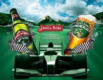 Lion: James Boag F1 Australian Grand Prix promotion