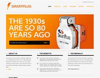 App concept for Smartplug