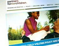 Partners for Our Children Website
