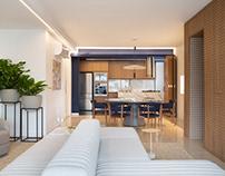 Apartment by FadulCopello Arquitetura