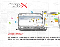 designweb-x.com - Website