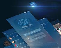 Contacts app UI/UX Concept