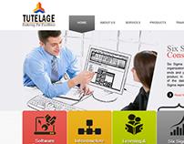 tutelage.co.in - Website