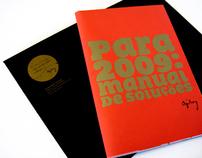 PARA 2009: Manual de Soluções . CHRISTMAS POSTCARD