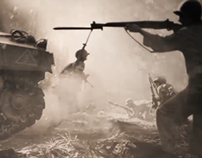 WWII Battles Intro credits and title sequence