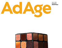 Ad Age Annual Young Creatives Cover Contest Entry